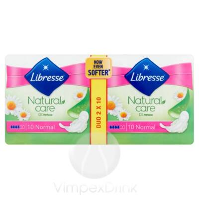 Libresse Ultra Natural Care Normal 20db