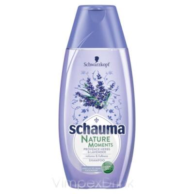Schauma sampon 250ml NatureMoments provance&levendula