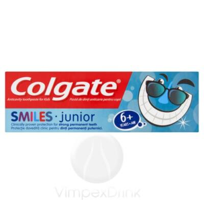 Colgate fogkrém Smiles 6+ 50ml