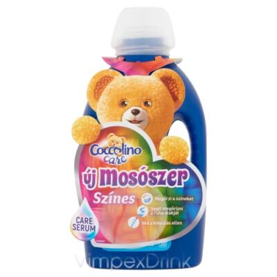 Coccolino Care mosógél 1,2l Color