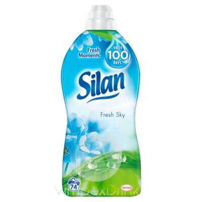 Silan öblítő 1850ml Fresh Sky