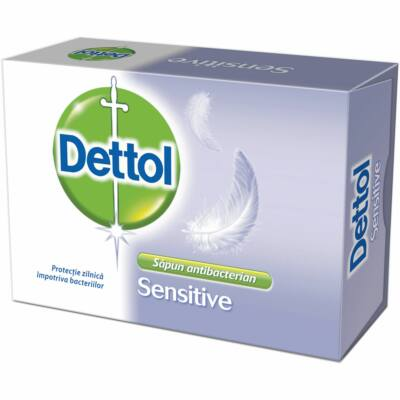 Dettol szappan 100g Sensitive
