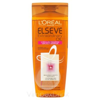 Elséve sampon EXTRAORD OIL 250ml