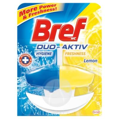 Bref duo aktiv Lemon orig.50ml