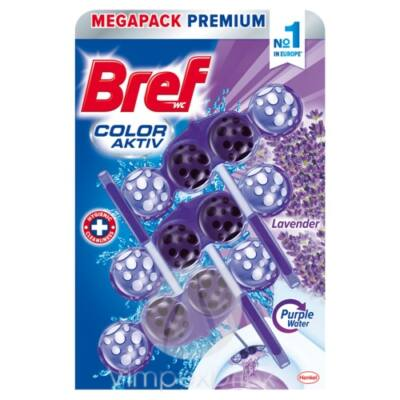 Bref Purple-Aktiv 3x50g