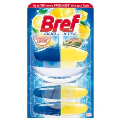 Bref duo aktív ut. 3*50ml lemon