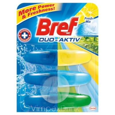 Bref duo aktív ut. 3*50ml fresh mix