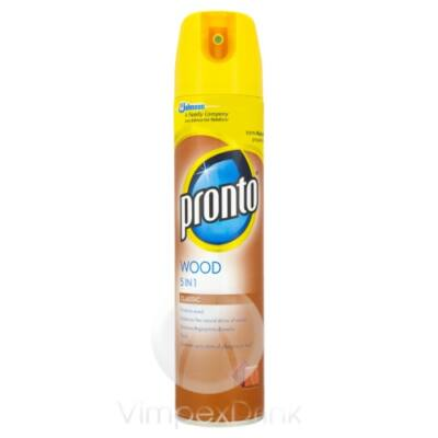 Pronto aerosol Wood 5in1 Classic 250ml