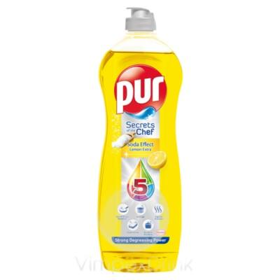 Pur 900ml duo-power lemon